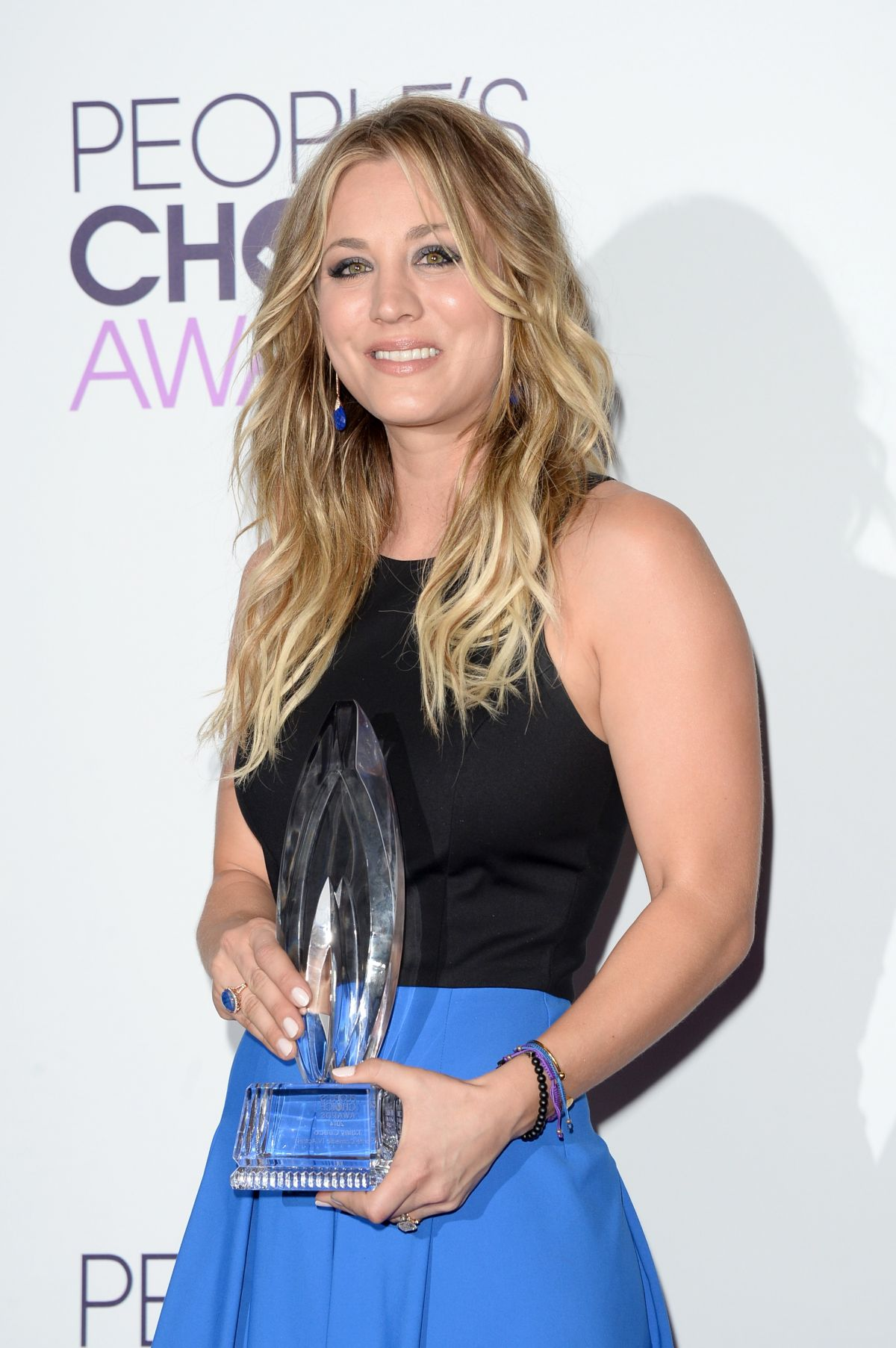 KALEY CUOCO at 40th Annual People's Choice Awards in Los Angeles