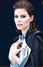 KATE MARA in Elle Magazine, Canada February 2014 Issue