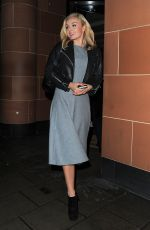 KATHERINE JENKINS Leaves Cipriani Restaurant in Mayfair