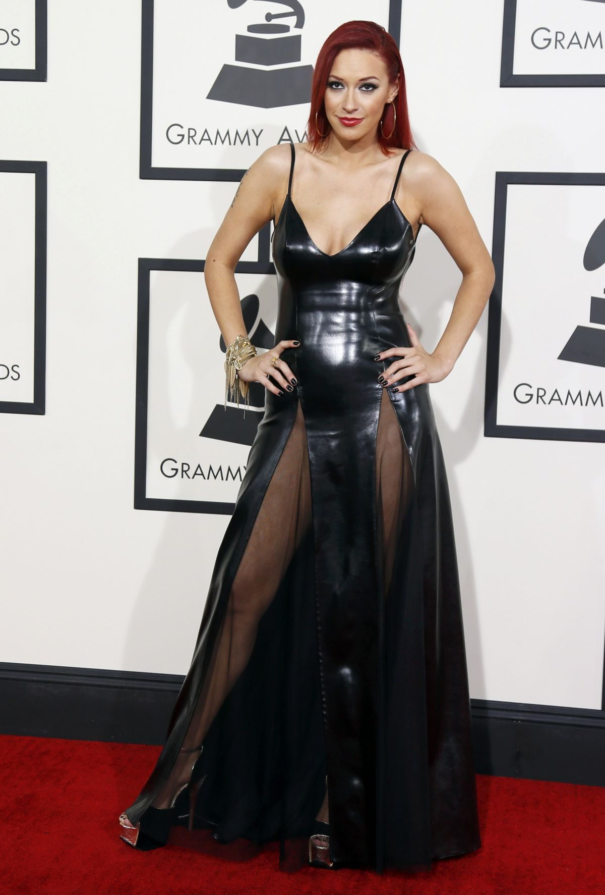 kaya jones grammy 2014
