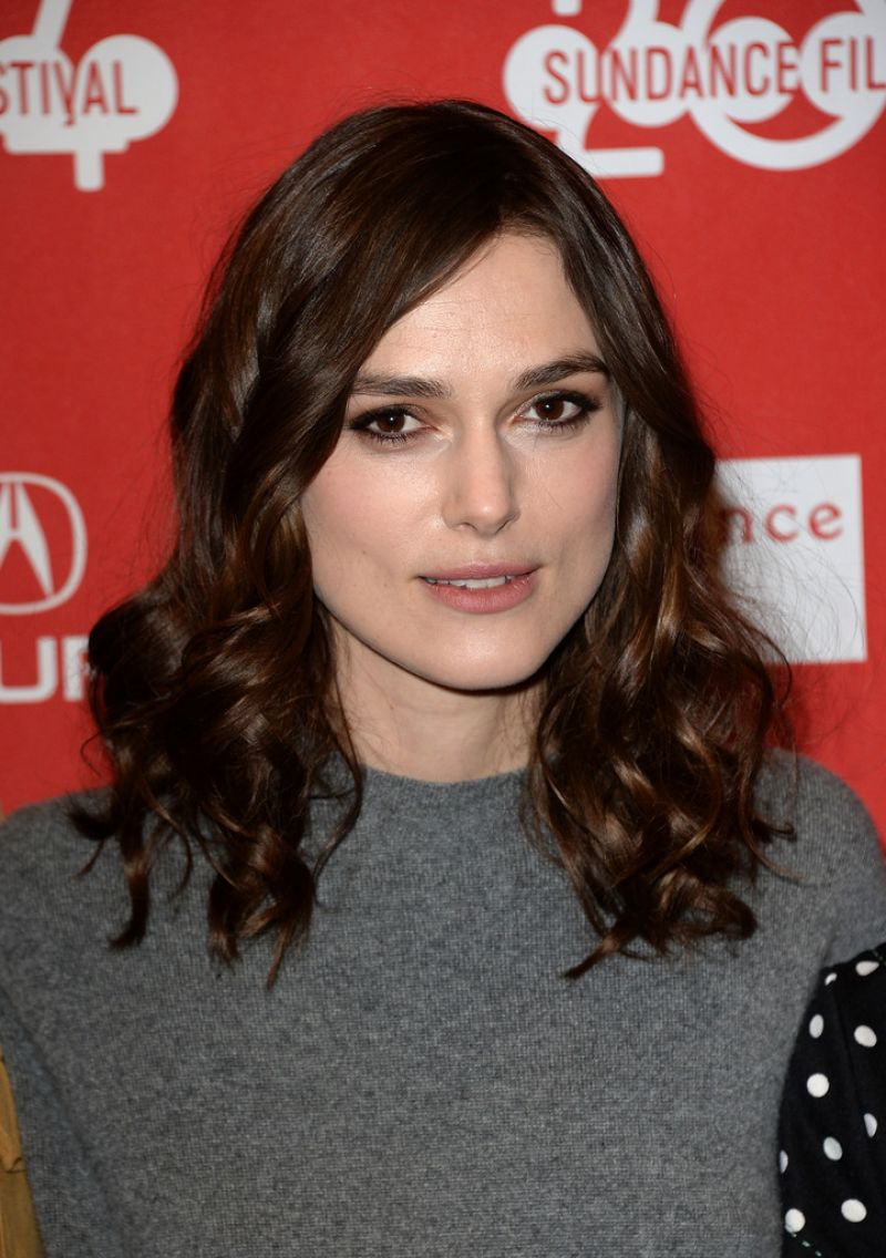 keira knightley at laggies premiere at 2014 sundance film festival