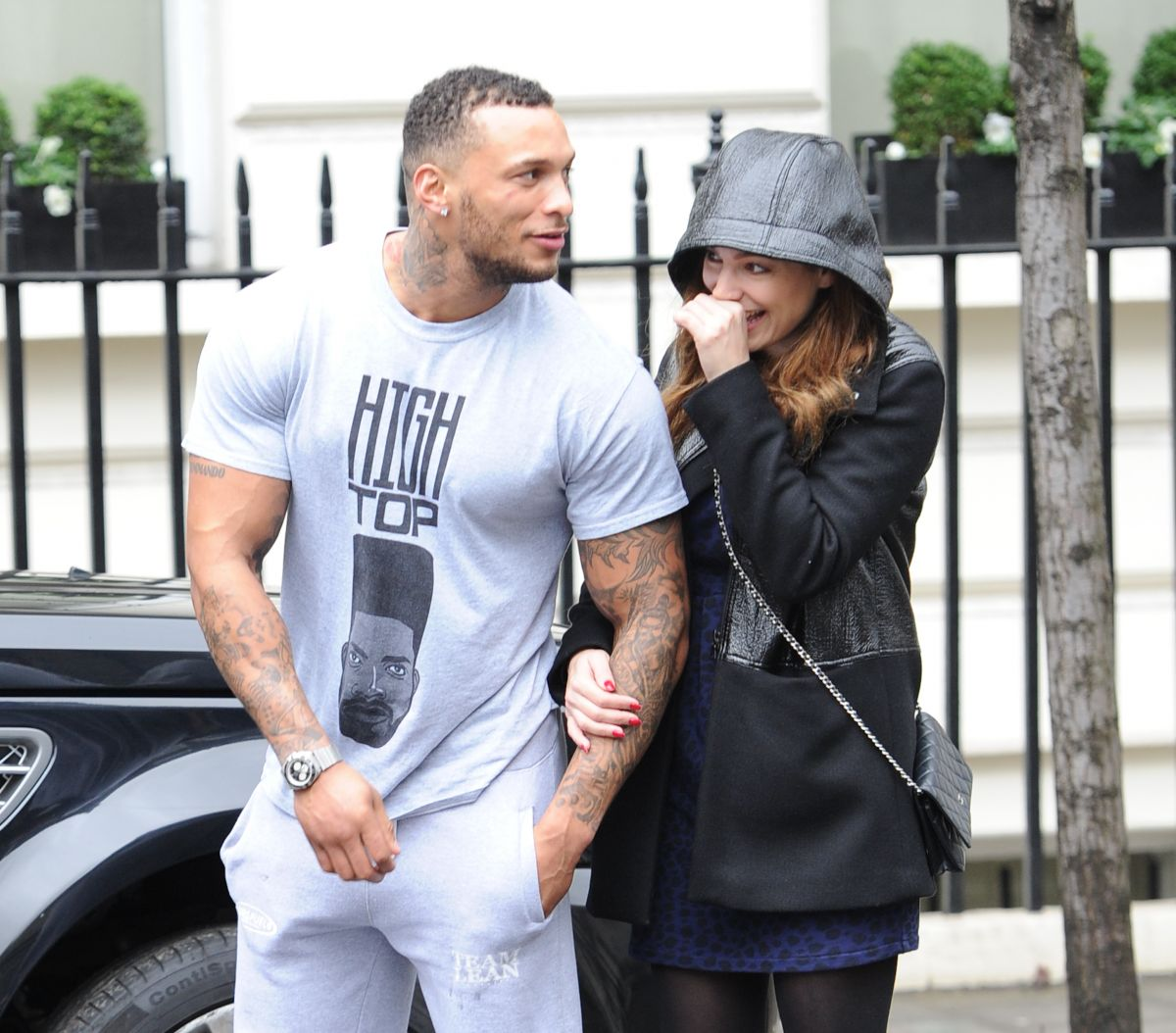 And kelly brook david mcintosh really. was