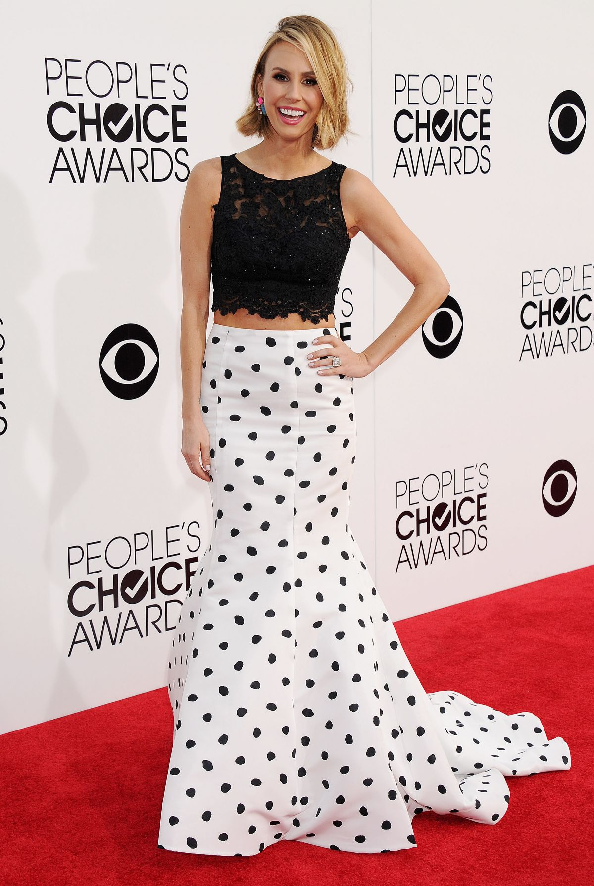 KELTIE KNIGHT at 40th Annual People's Choice Awards in Los Angeles
