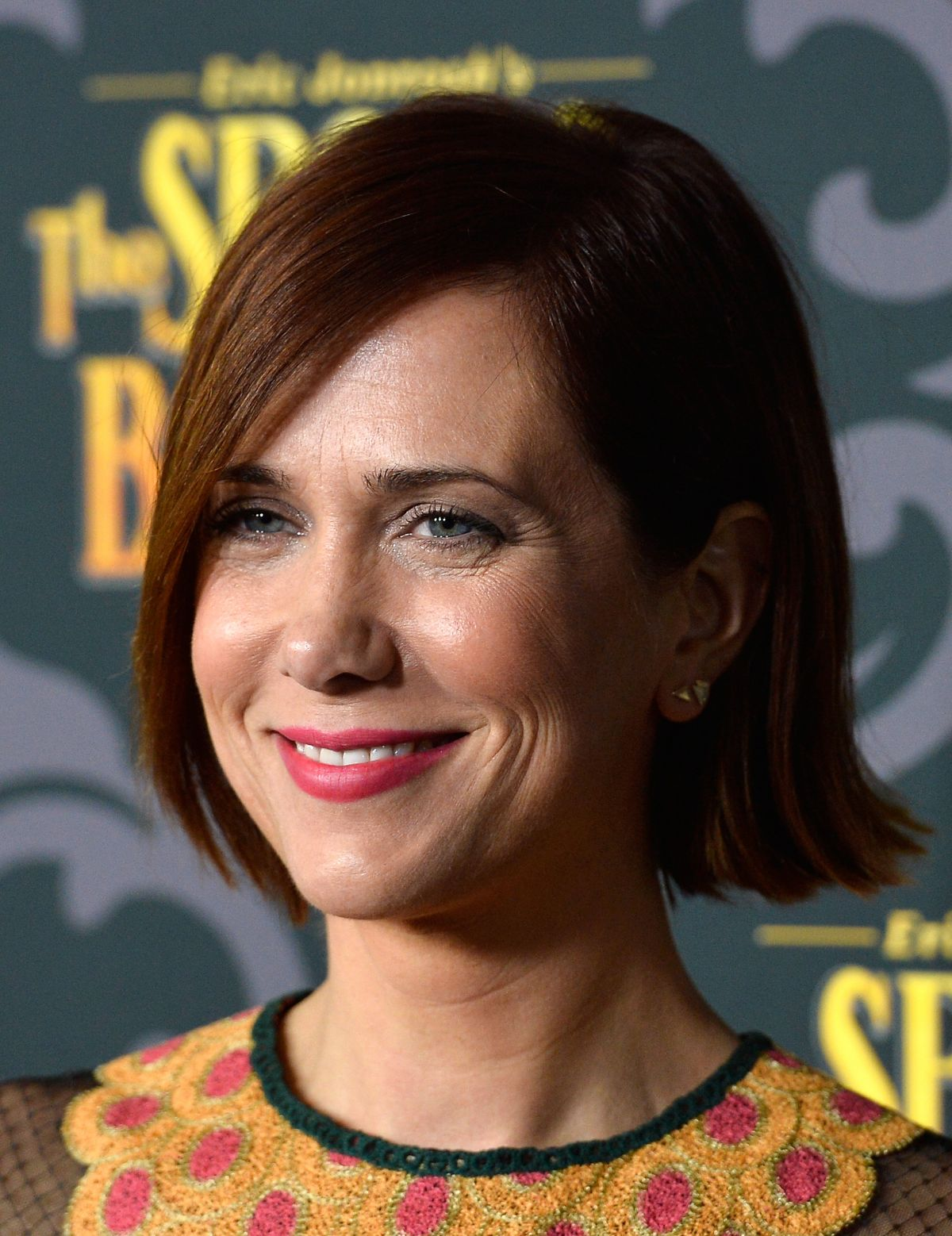 KRISTEN WIIG at The Spoils of Babylon Premiere in Los Angeles