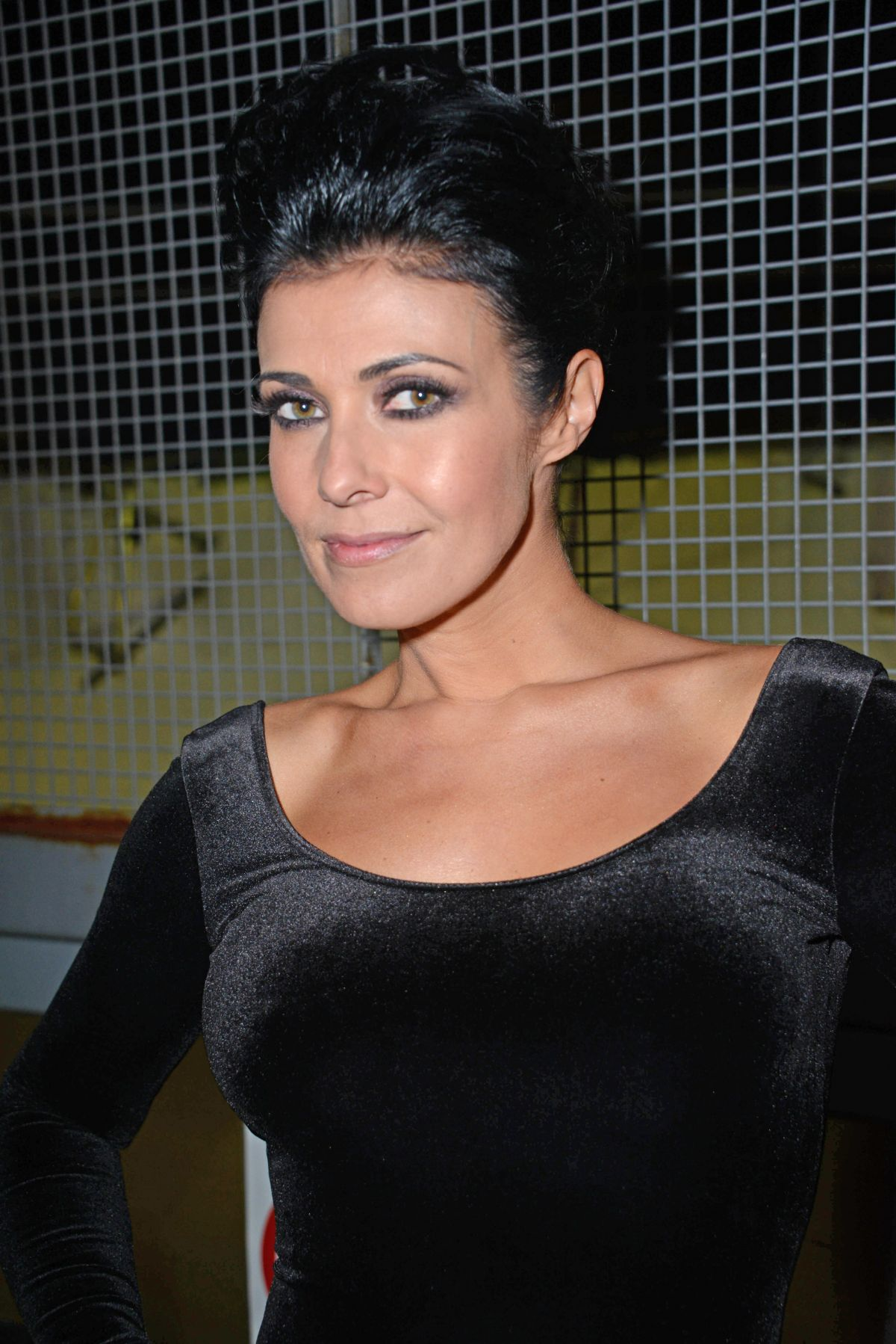 Kym Marsh At A Friends Birthday In London