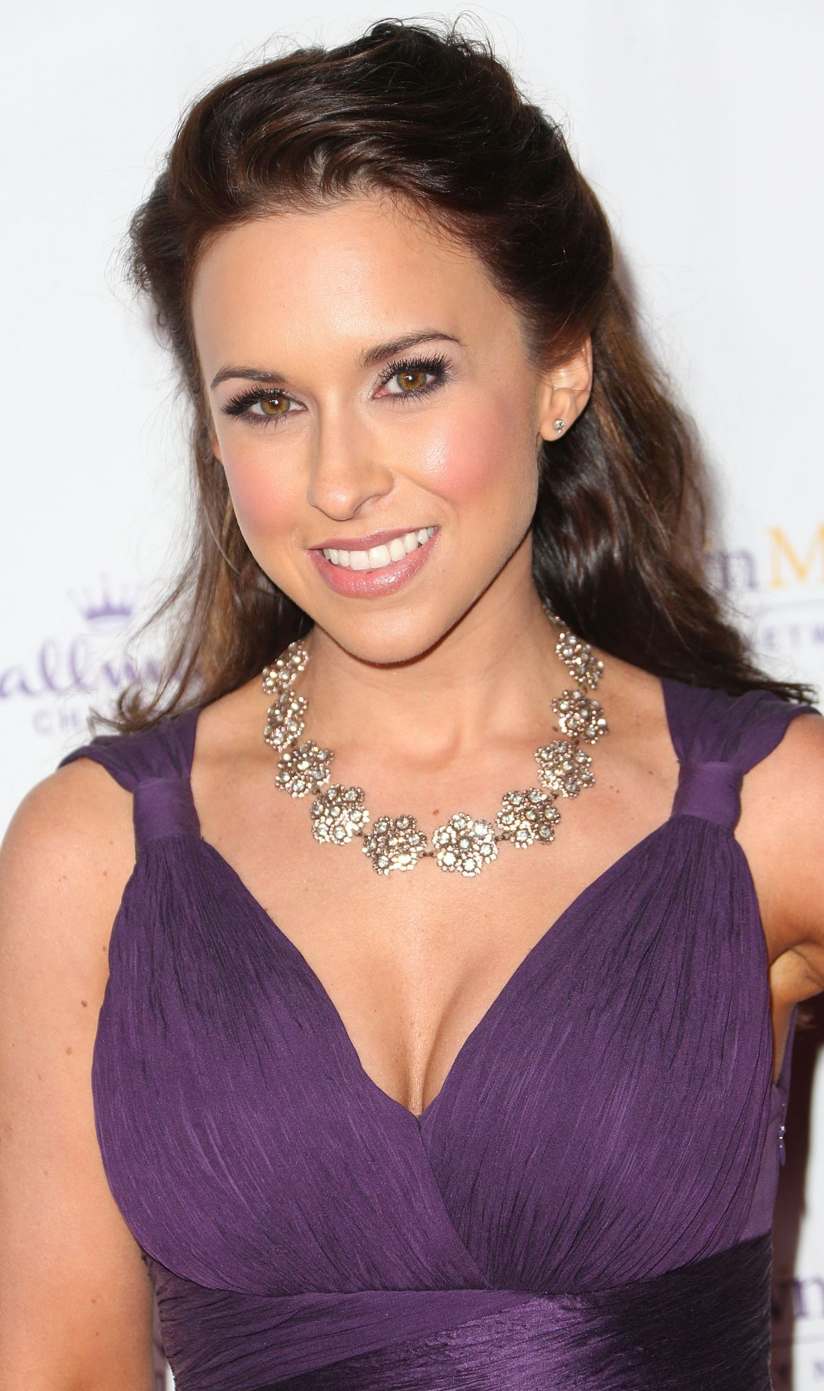 LACEY CHABERT at Hallm...