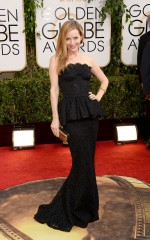 Leslie Mann in Dolce and Gabbana
