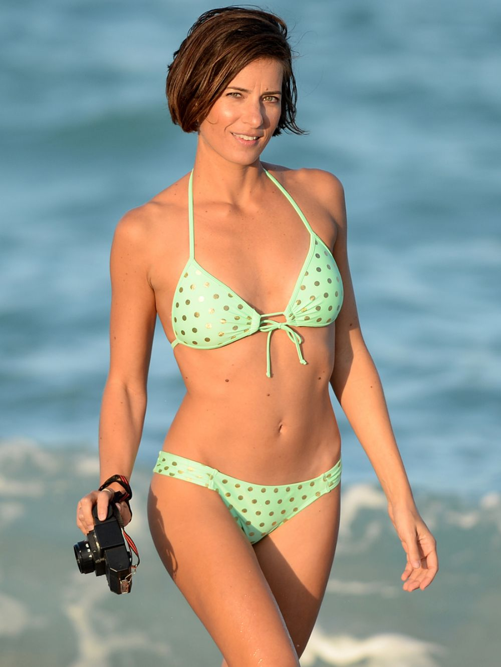 LOGAN FAZIO- Hottest Paparazzo in Bikini at a Beach in Miami