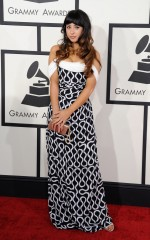 Louisa Allen at 2014 Grammy Awards in Los Angeles