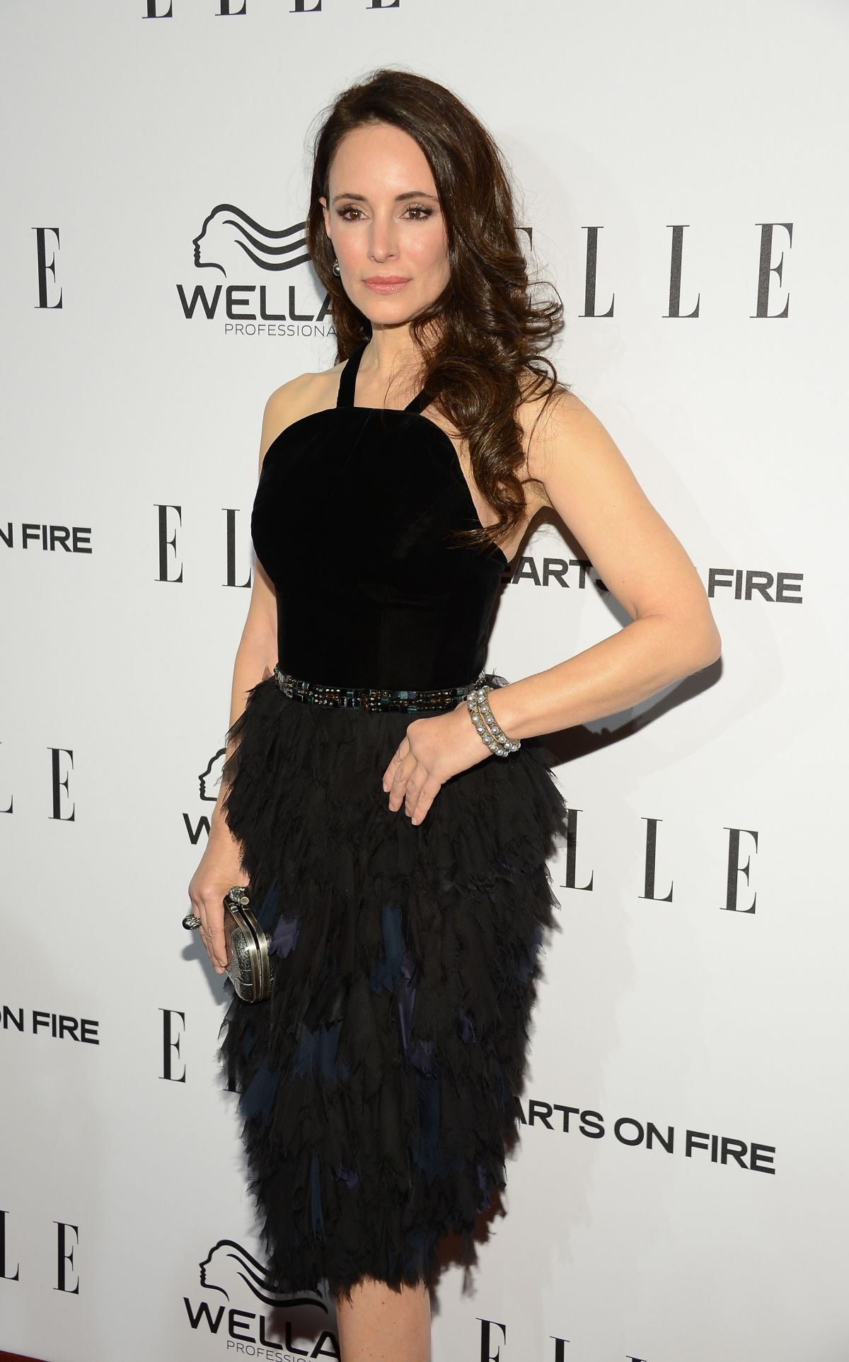 MADELEINE STOWE at Elle's Women in television Celebration in Hollywood