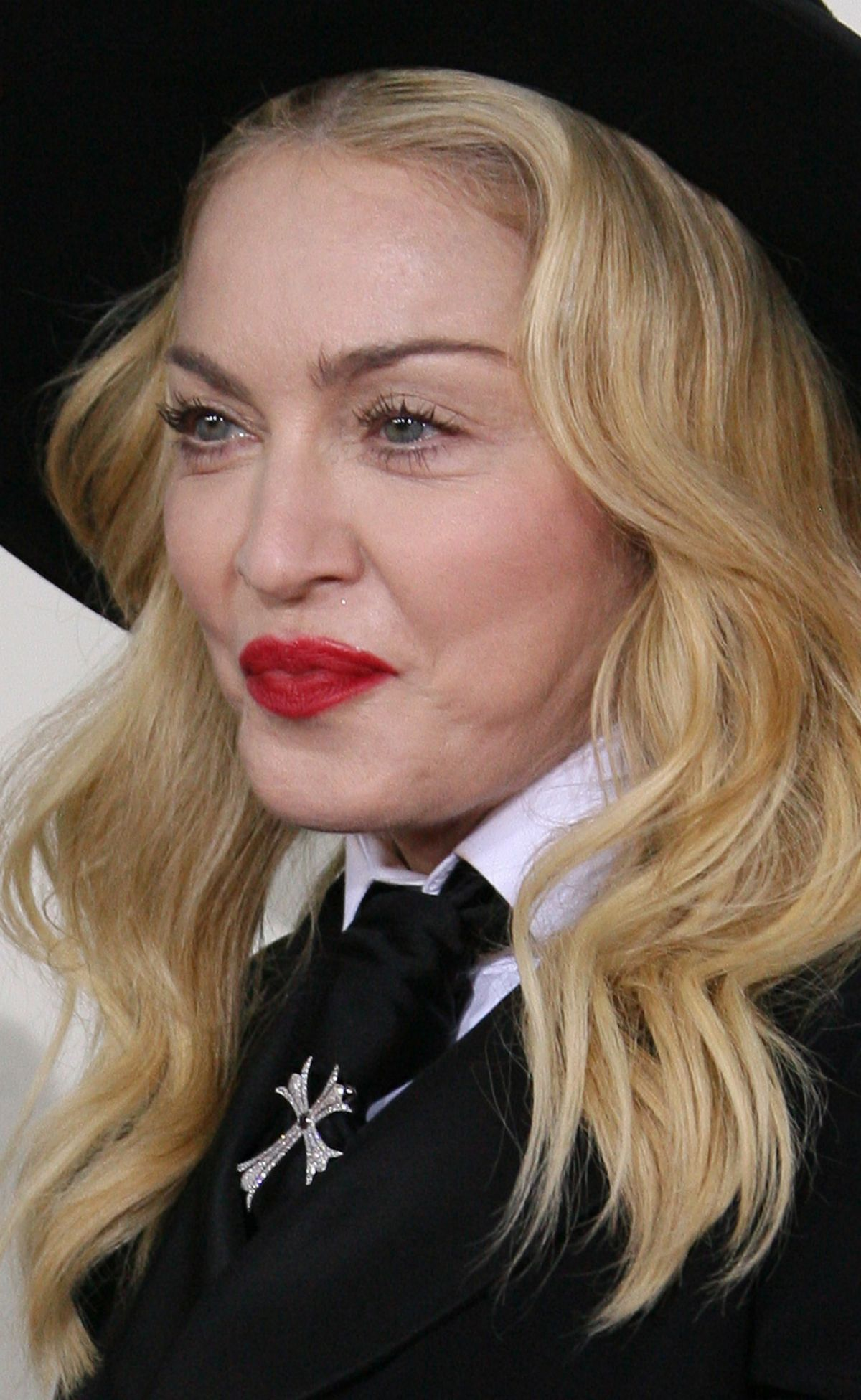 Madonna Grammys Pictures Madonna at 2014 Grammy Awards