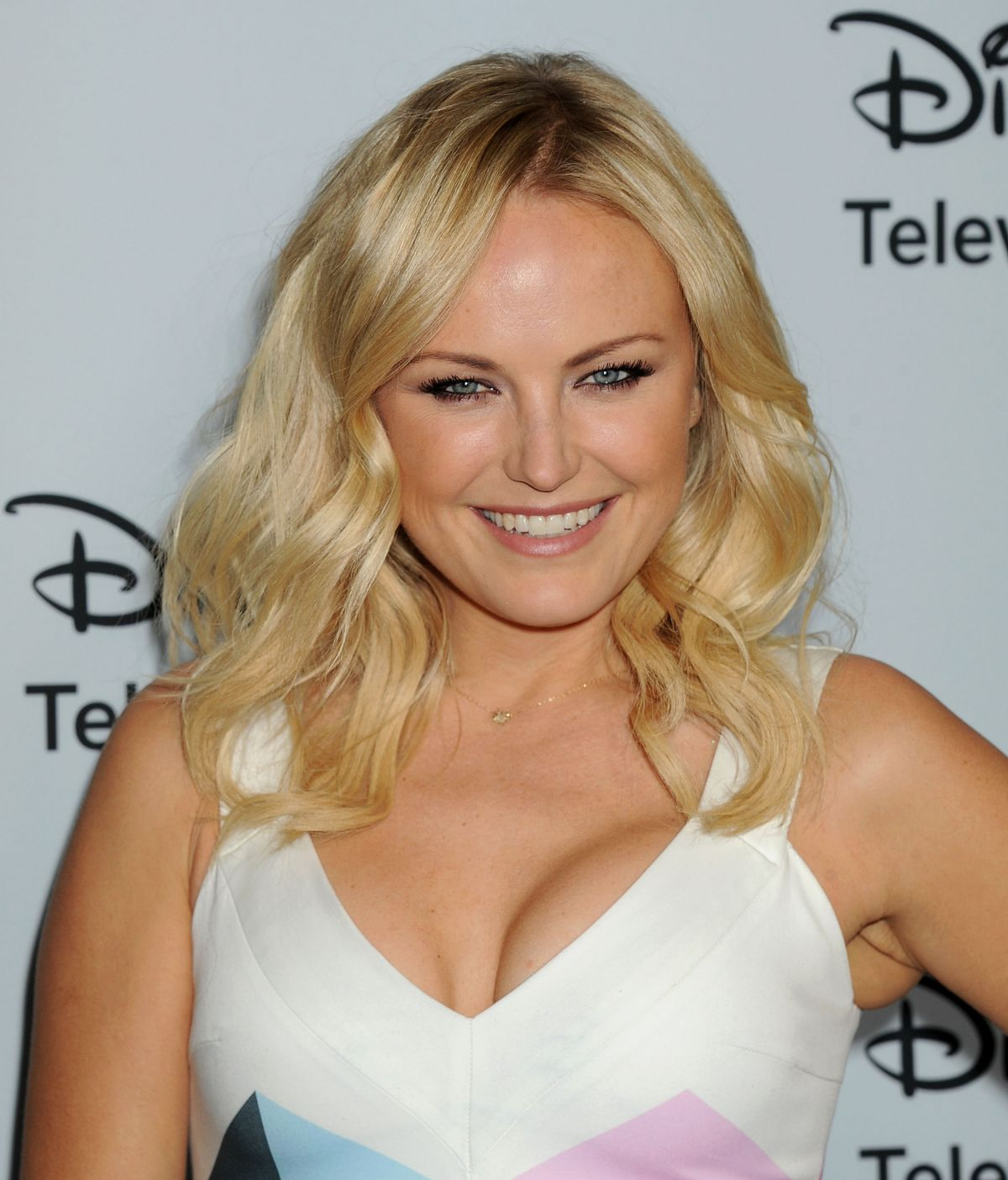 MALIN AKERMAN at Disney ABC Malin Akerman