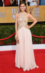 Maria Menounos at 20th Annual Screen Actors Guild Awards in Los Angeles