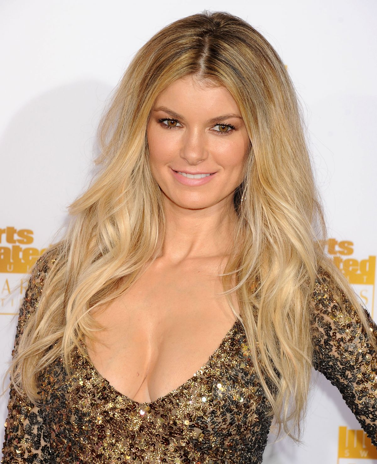 MARISA MILLER at SI Swimsuit Issue 50th Anniversary Celebration in Hollywood