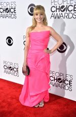 MELISSA RAUCH at 40th Annual People's Choice Awards in Los Angeles