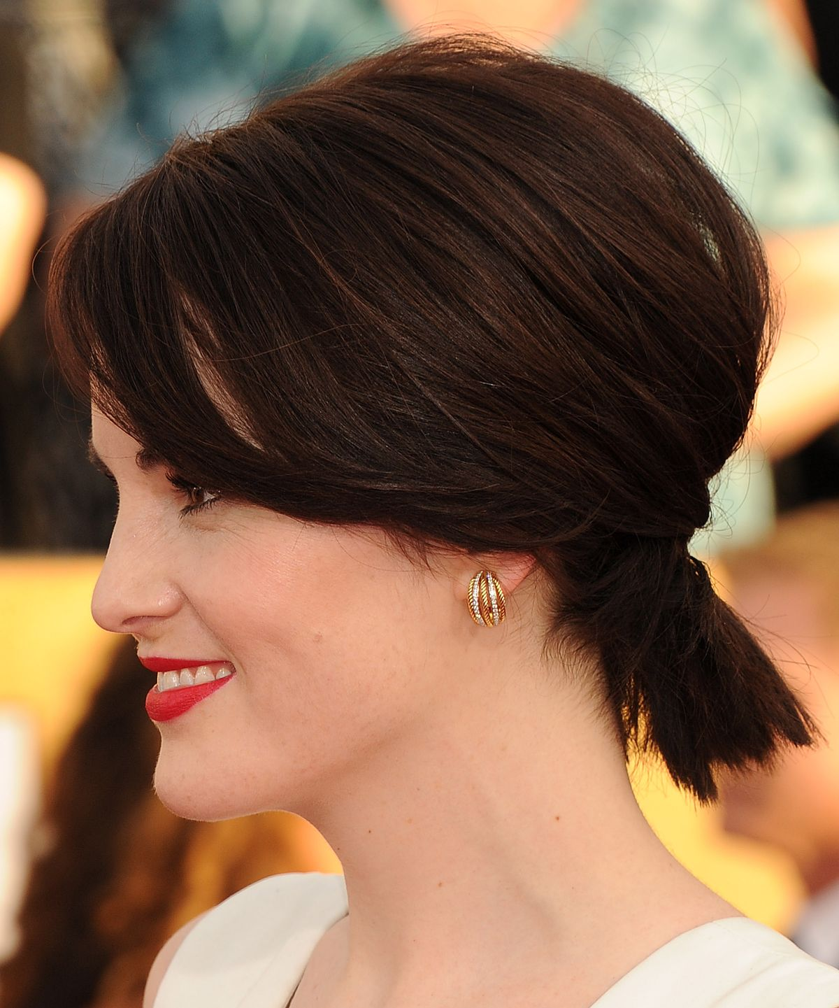 Michelle Dockery Hair 2014