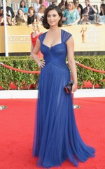 Morena Baccarin at 20th Annual Screen Actors Guild Awards in Los Angeles