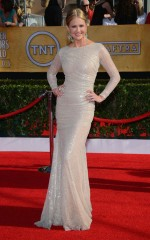 Nancy O'Dell at 20th Annual Screen Actors Guild Awards in Los Angeles