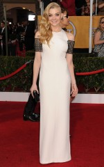 Natalie Dormer at 20th Annual Screen Actors Guild Awards in Los Angeles