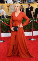 Patricia Arquette at 20th Annual Screen Actors Guild Awards in Los Angeles