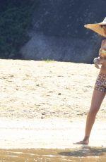 RIHANNA at Photoshoot for Vogue Brasil