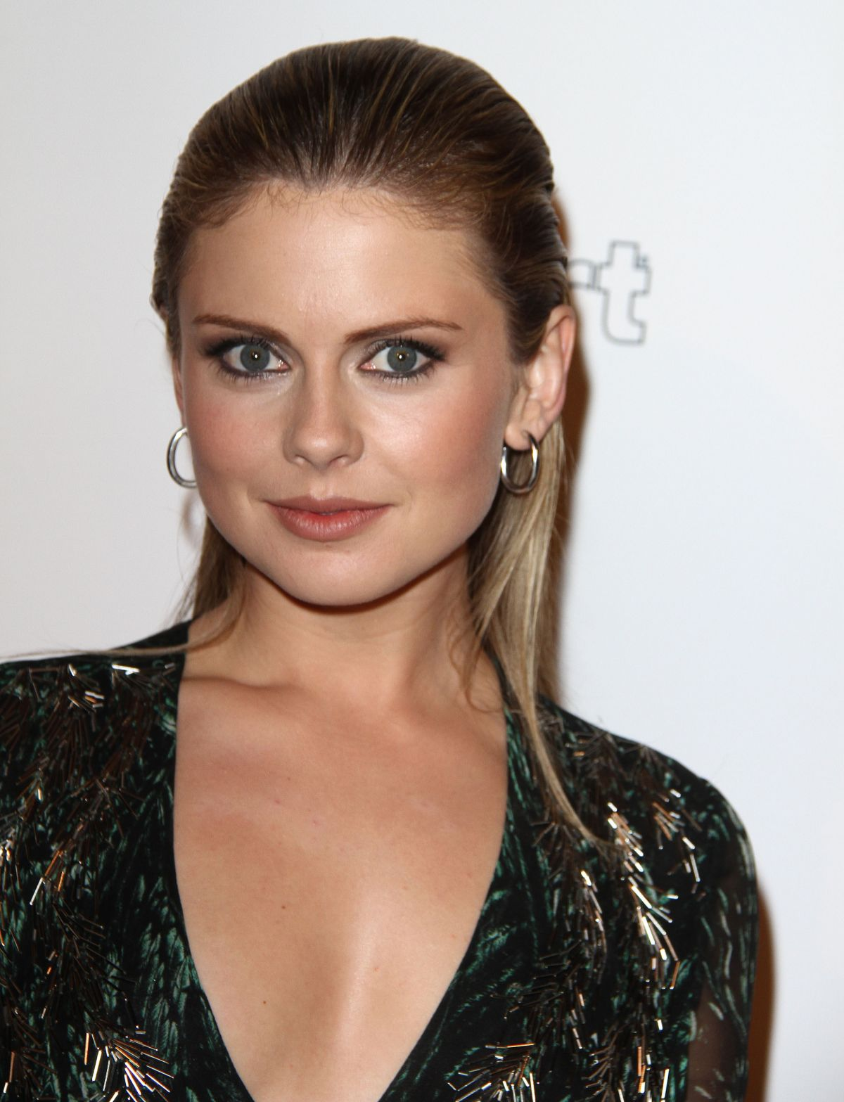 Rose Mciver At Brightest Star Premiere In Los Angeles