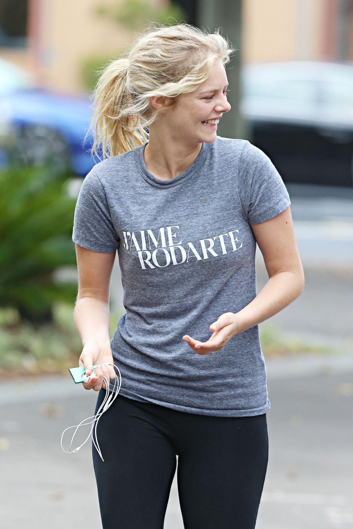SAMARA WEAVING Out and About in Sydney