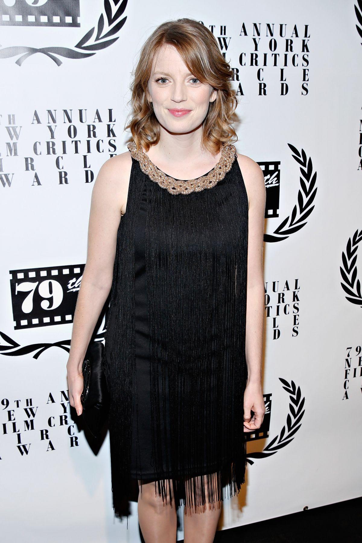 SARAH POLLEY at 2013 New York Film Critics Circle Awards
