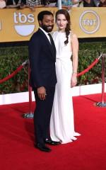 Sari Mercer at 20th Annual Screen Actors Guild Awards in Los Angeles