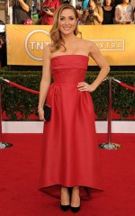 Sasha Alexander at 20th Annual Screen Actors Guild Awards in Los Angeles