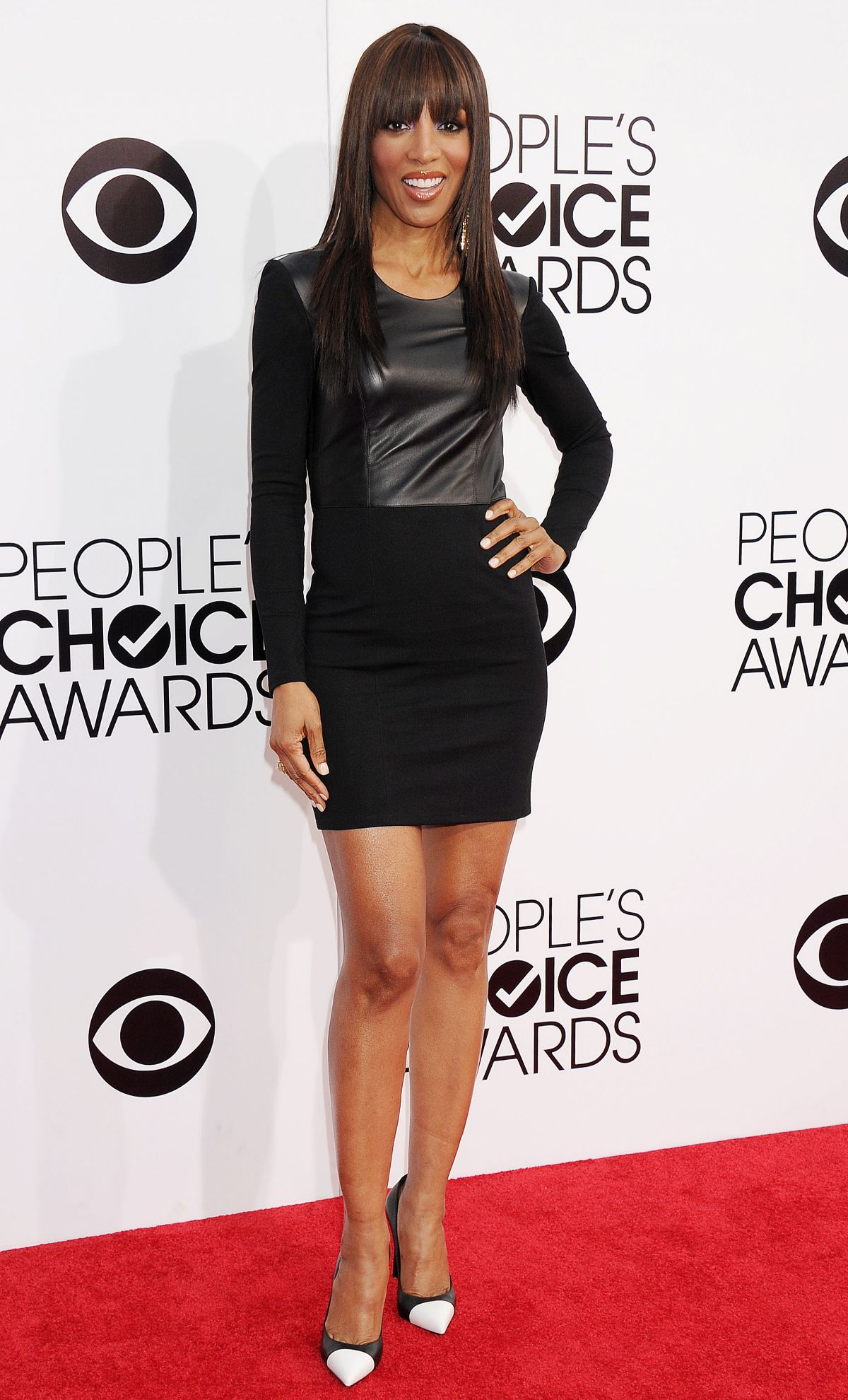 SHAUN ROBINSON at 40th Annual People's Choice Awards in Los Angeles