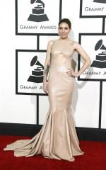 Skylar Grey at 2014 Grammy Awards in Los Angeles