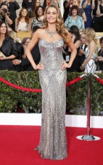 Sofia Vergara at 20th Annual Screen Actors Guild Awards in Los Angeles