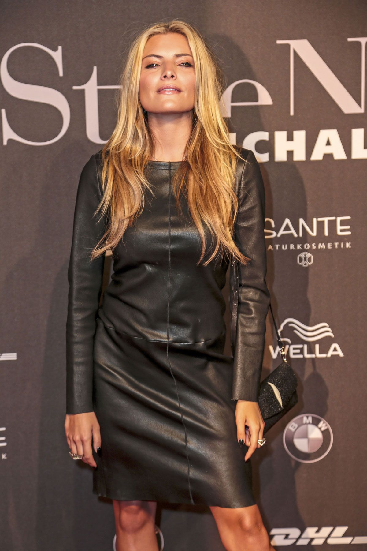 SOPHIA THOMALLA at Mercedes-Benz Fashion Week in Berlin