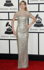 Taylor Swift at 2014 Grammy Awards in Los Angeles