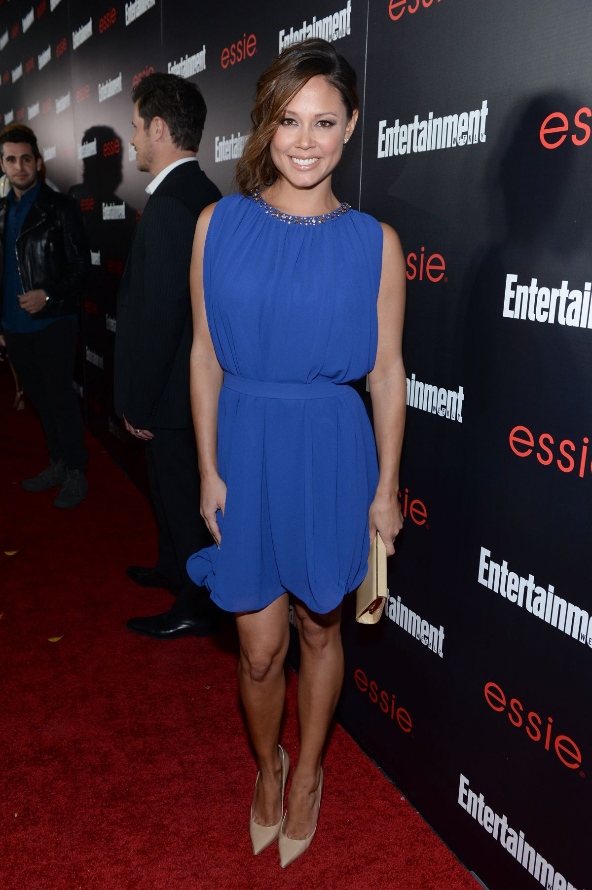 VANESSA MINNILLO at Entertainment Weekly Celebration Honoring SAG Awards Nominees