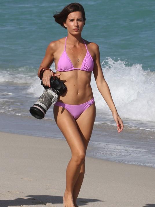 LOGAN FAZIO in Bikini
