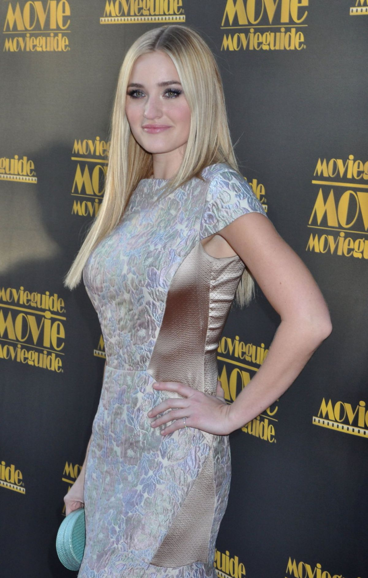 AJ MICHALKA at 22nd Annual Movieguide Awards Gala in Universal City