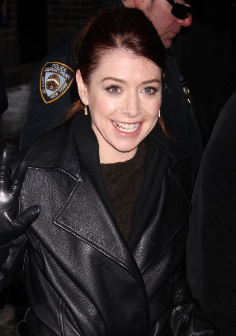 Alyson Hannigan new show