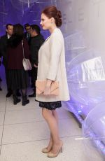ALYSSA CAMPANELLA at Elie Tahari Fashion Show in New York