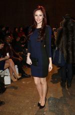 ALYSSA CAMPANELLA at Rolando Santana Fashion Show in New York