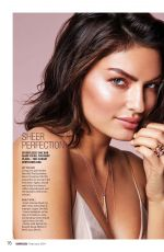 ALYSSA MILLER in Cosmopolitan Magazine, Middle East February 2014 Issue