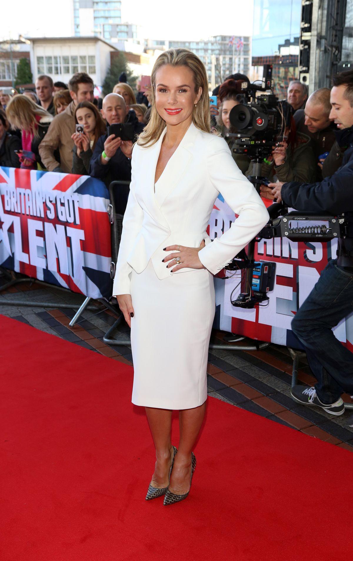 AMANDA HOLDEN at Britain