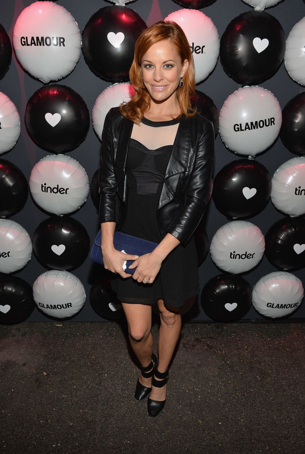 AMY PAFFRATH Celebrate Glamour Hearts Tinder at Chateau Marmont in Hollywood