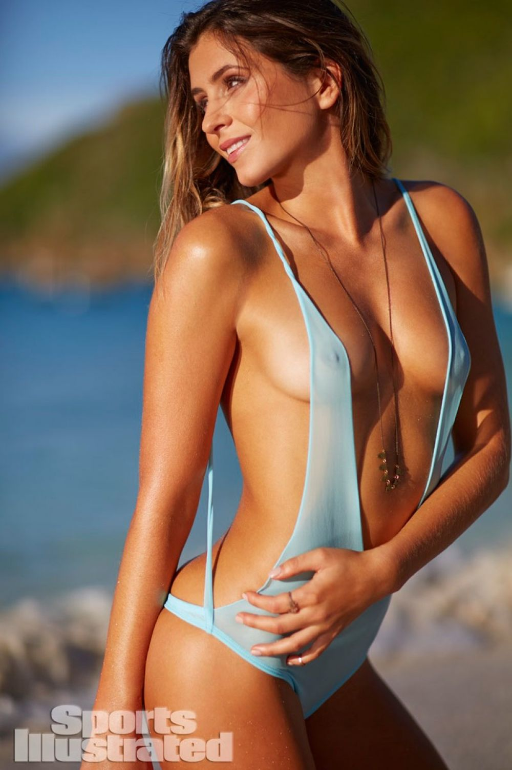 ANASTASIA ASHLEY in Sports Illustrated 2014 Swimsuit Issue ...