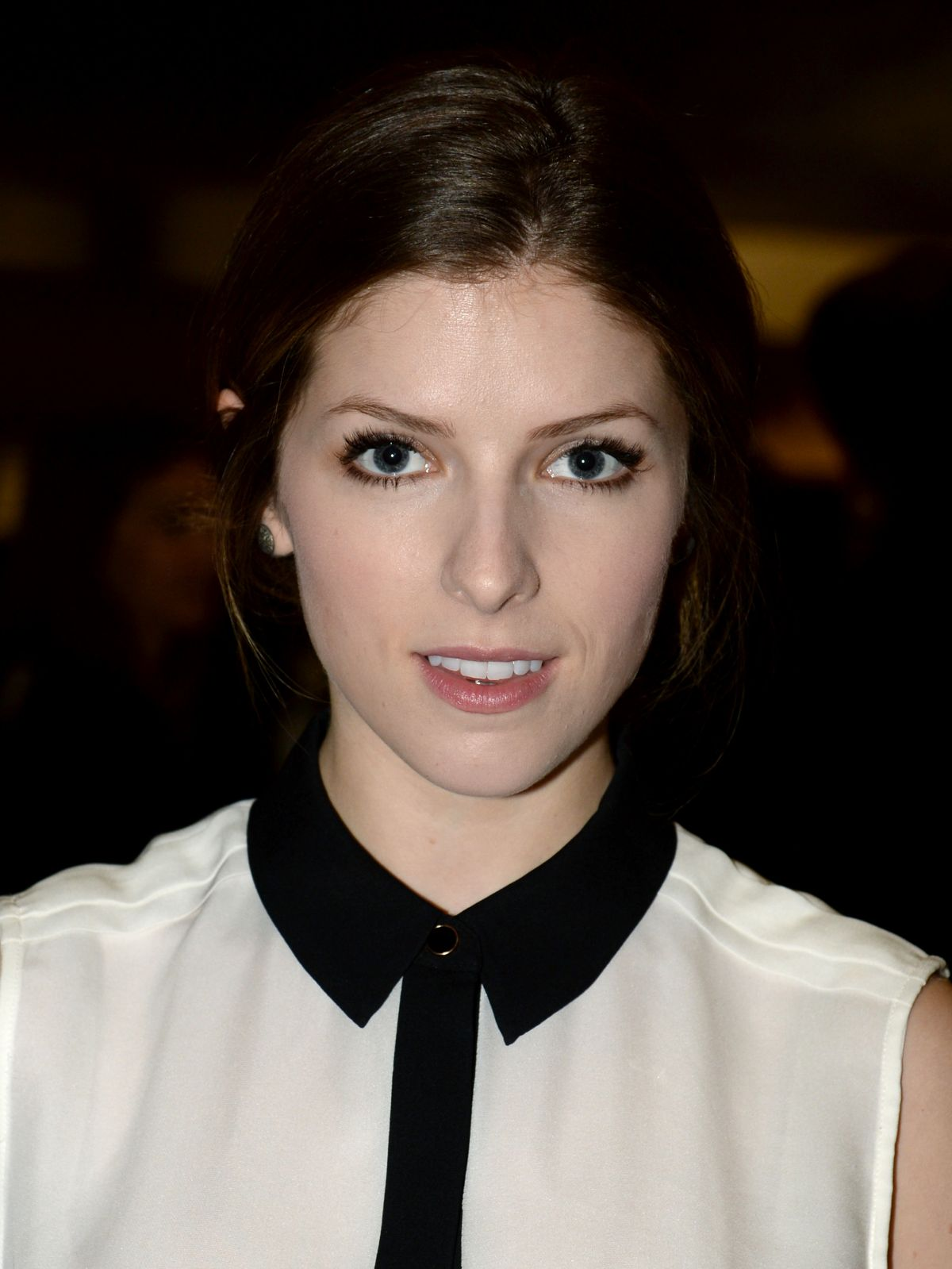 ANNA KENDRICK at Lourdes Foundation Leadership in the 21st Century Event in Los Angeles
