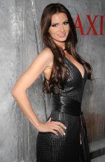APRIL ROSE at Maxim Big Game Weekend in New York