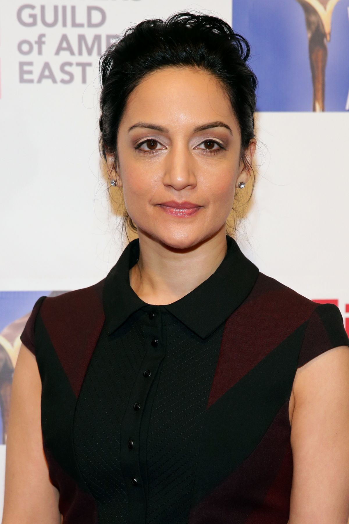 ARCHIE PANJABI at 2014 Writers Guild Awards in New York - archie-panjabi-at-2014-writers-guild-awards-in-new-york_4