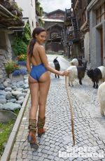 ARIEL MEREDITH in Sports Illustrated 2014 Swimsuit Issue