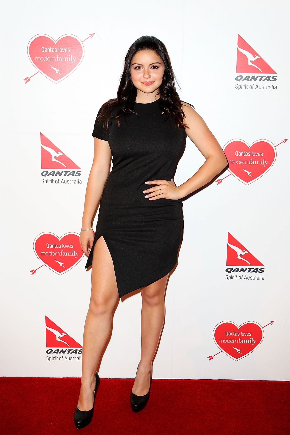 ARIEL WINTER at Modern Family Media Call in Sydney ...